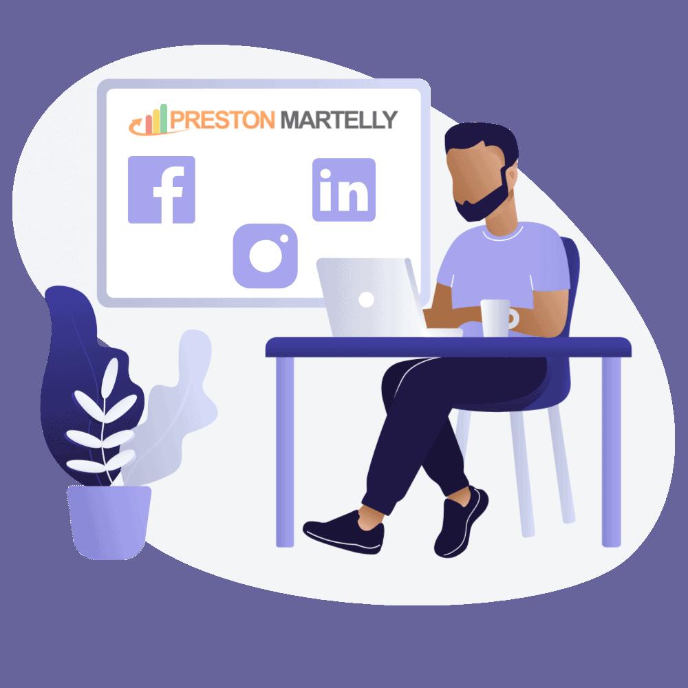 Social Media reporting and measuring